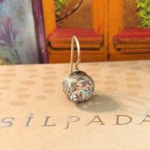 Silpada SINGLE Cinema Star Cubic Zirconia Earring